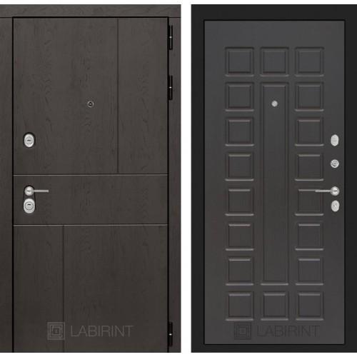 Входная дверь URBAN 04 - Венге
