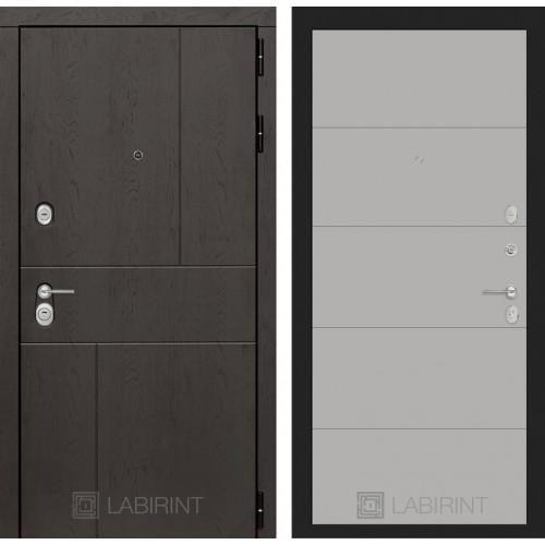 Входная дверь URBAN 13 - Грей софт