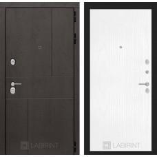 Входная дверь URBAN 07 - Белое дерево