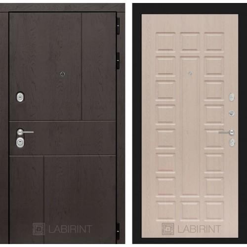 Входная дверь URBAN 04 - Беленый дуб