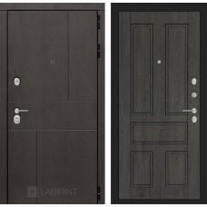 Входная дверь URBAN 10 - Дуб филадельфия