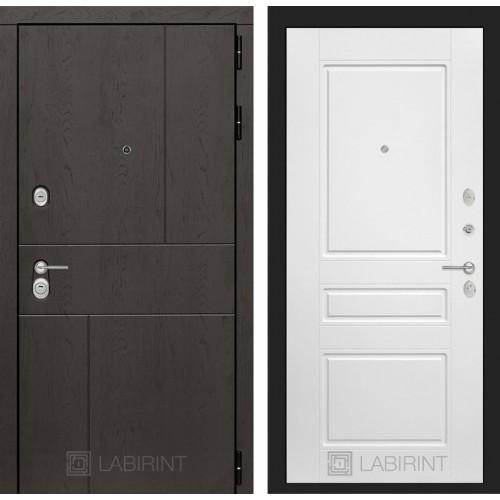 Входная дверь URBAN 03 - Белый софт