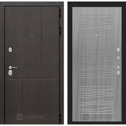 Входная дверь URBAN 06 - Сандал серый