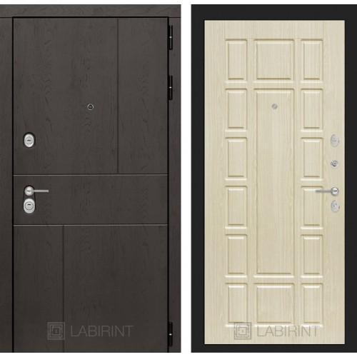 Входная дверь URBAN 12 - Беленый дуб