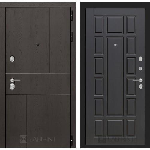 Входная дверь URBAN 12 - Венге
