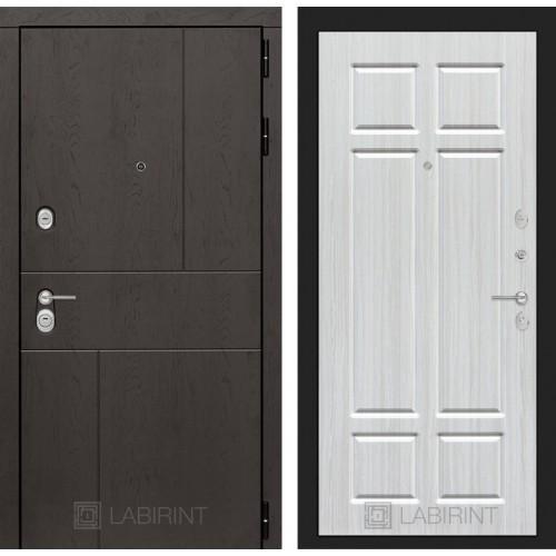 Входная дверь URBAN 08 - Кристалл вуд