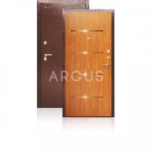 Входная дверь - АРГУС ДА-5/0 с молдингами