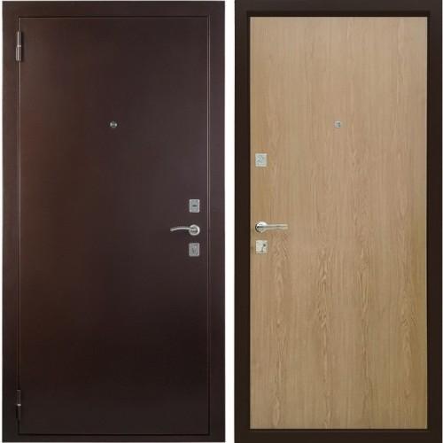 Входная дверь - Аристократ АРС-8 дуб арден