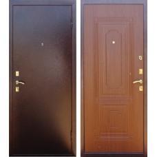 Входная дверь - Аристократ ЭКО орех
