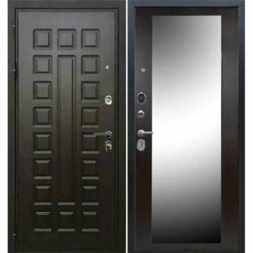 Входная дверь - Аристократ АРС-5 с зеркалом венге