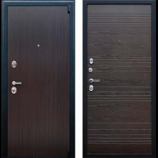 Входная дверь - Next 2 венге поперечный