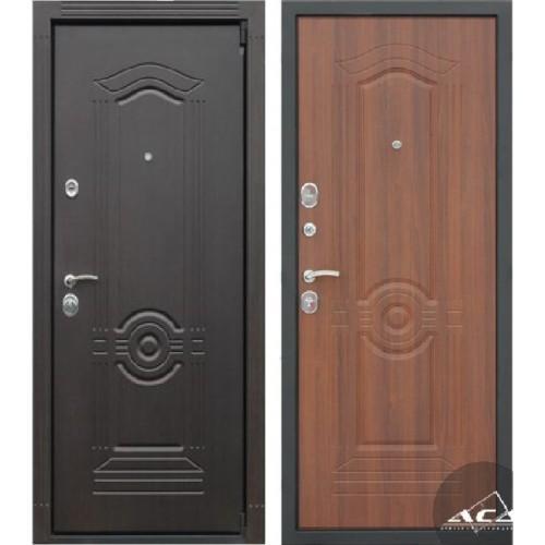 Входная дверь - АСД Гермес орех