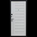 Входная дверь - АСД Дуэт «Белая лиственница»