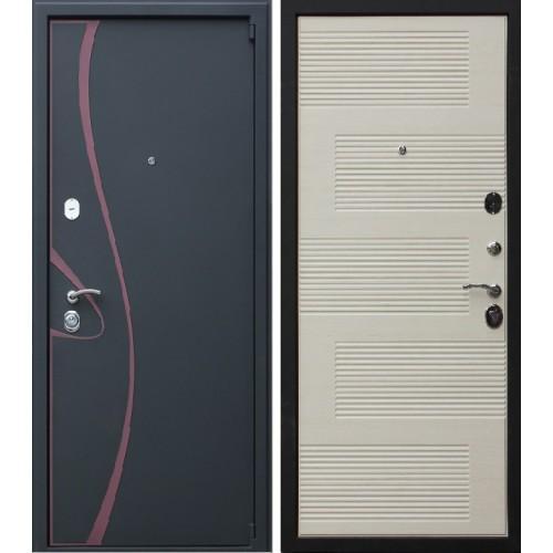 Входная дверь - АСД (3-к) Византия Сандал (заказная)