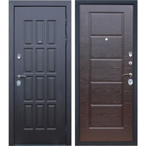 Входная дверь - АСД Фортуна венге (заказная)