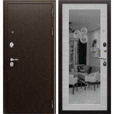 Входная дверь - АСД Спартак с зеркалом
