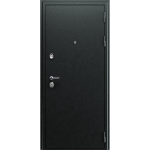 Входная дверь - АСД (3-к) Прометей 3D венге