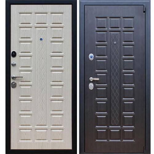 Входная дверь - АСД Консул 3К Белёный дуб
