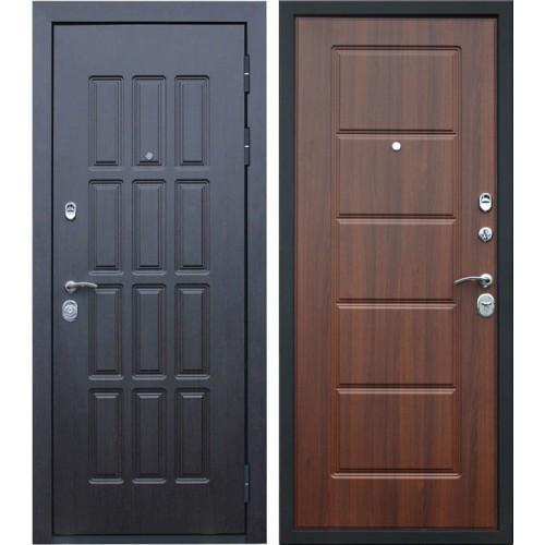 Входная дверь - АСД Фортуна орех (заказная)