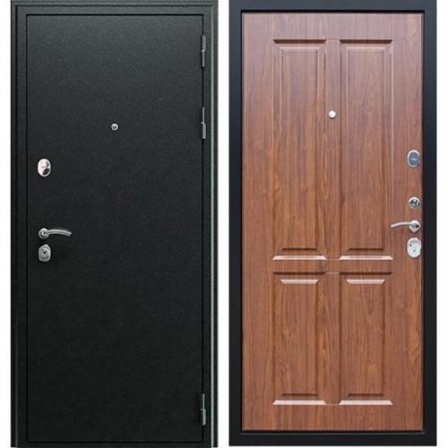 Входная дверь - АСД (3-к) Прометей 3D орех
