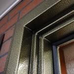 Входная дверь - АСД (3-к) Ковка с окном