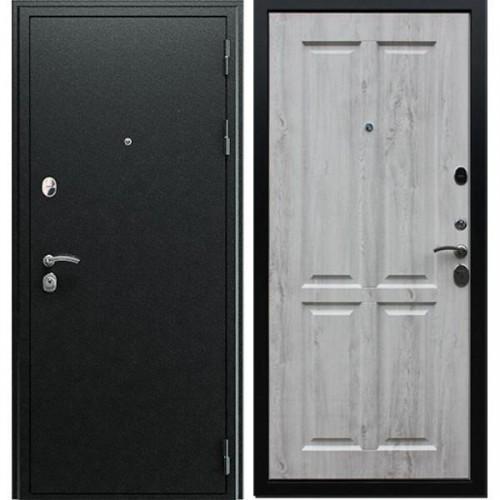 Входная дверь - АСД (3-к) Прометей 3D сосна