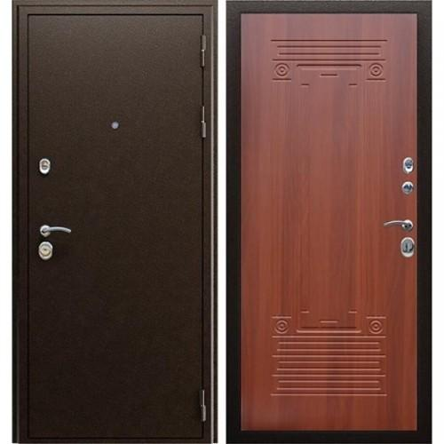 Входная дверь - АСД Триумф NEW орех (заказная)