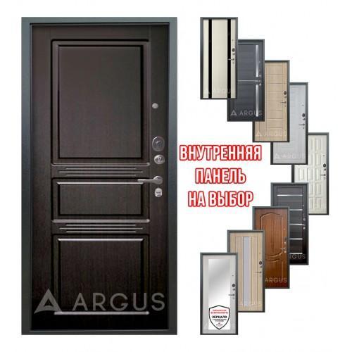 Входная дверь - Берлога 3К 2П Сабина (панель на выбор)