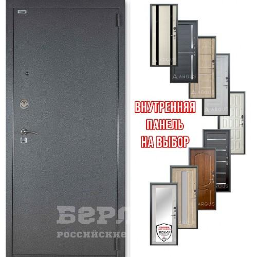 Входная дверь - Берлога 3К (панель на выбор)