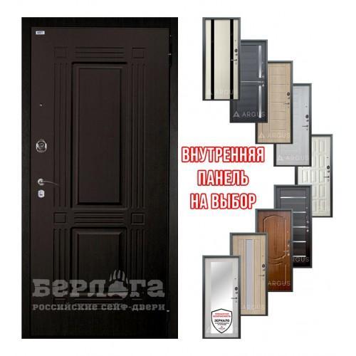 Входная дверь - Берлога 3К 2П Триумф (панель на выбор)
