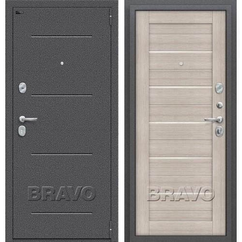 Входная дверь - Porta S 104.П22 Cappuccino Veralinga/White Pearl