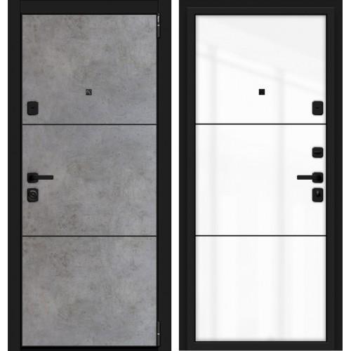 Входная дверь - Porta M П50.П50 (AB-4) Dark Concrete/Angel