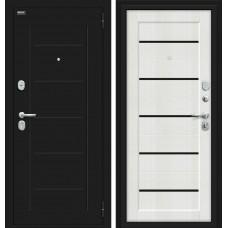 Входная дверь -  Борн 117.М22 Лунный камень/Bianco Veralinga