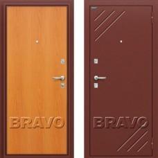 Входная дверь -  Стандарт Л-11 (ИталОрех)