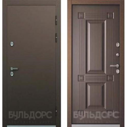 Входная дверь - Бульдорс ТЕРМО-2 Медь / Венге конго, рис. ТВ-2.2