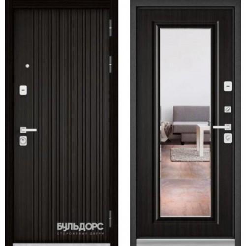 Входная дверь - Бульдорс PREMIUM 90 ЛАРЧЕ ТЕМНЫЙ 9Р-131 /Ларче темный 9S-140