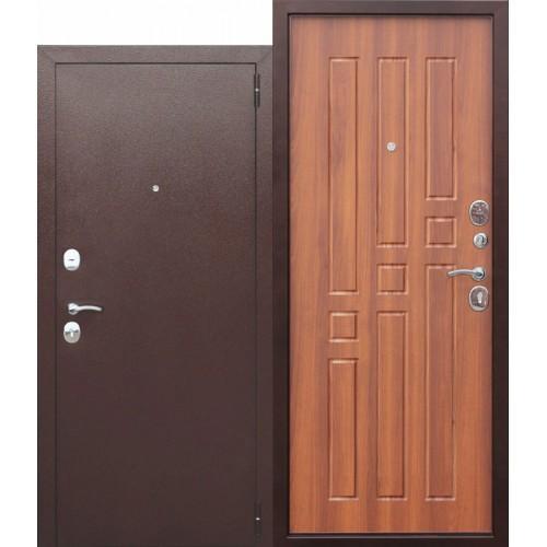 Входная дверь - Гарда 8 мм Венге Рустикальный дуб
