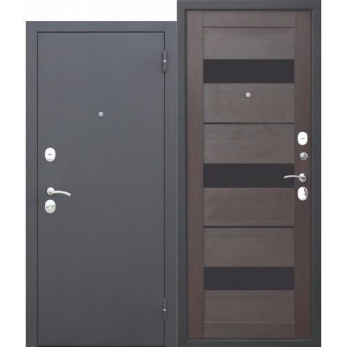 Входная дверь - Гарда МУАР ЦАРГА Темный кипарис