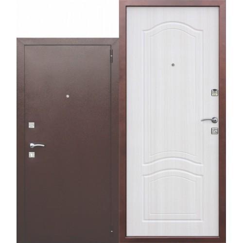 Входная дверь - Dominanta Белый ясень