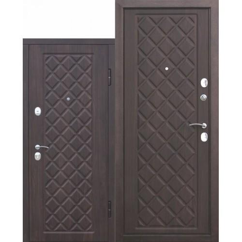 Входная дверь - Kamelot Винорит Вишня темная 75мм