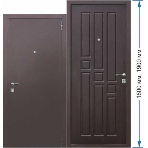 Входная дверь - Гарда mini Венге