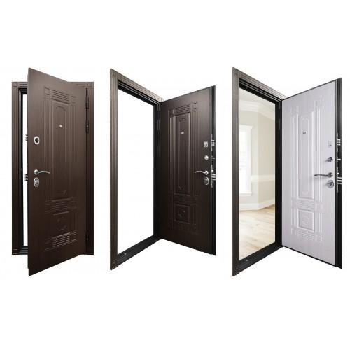 Входная дверь - Гранит Т2 Люкс
