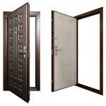 Входная дверь - Гранит М5 CISA