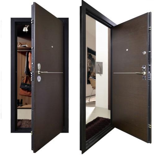Входная дверь - Гранит Т5 CISA