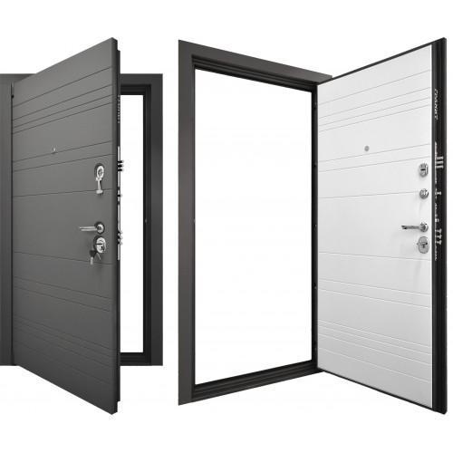 Входная дверь - Гранит C9