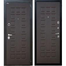 Входная дверь - Интекрон Спарта венге 88L
