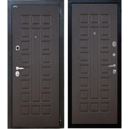 Входная дверь - Интекрон Спарта венге