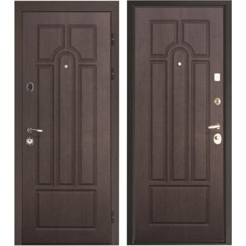 Входная дверь - Интекрон Афина Чиза Венге