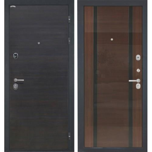 Входная дверь - Венеция Spacia 2 шпон Венге глянец