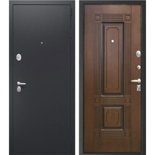 Входная дверь - Интекрон Вавилон вишня шпон